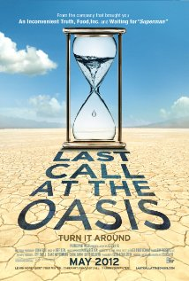 Last Call at the Oasis film poster